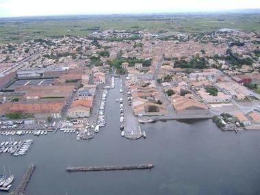 Port Marseillan Ville Hérault
