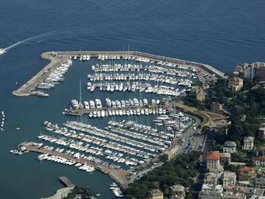Porto Carlo Riva di Rapallo Liguria