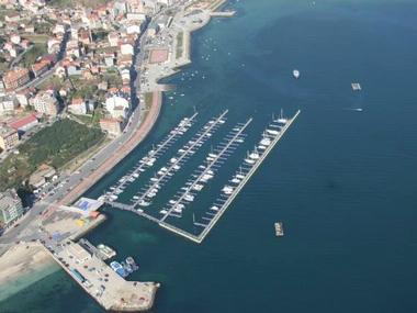 Puerto Deportivo de Moaña Pontevedra