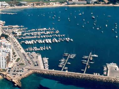 Club Nàutic Sant Antoni de Portmany Ibiza