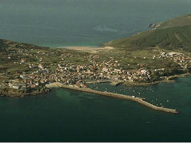 Puerto de Finisterre La Coruña