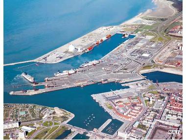 Port de plaisance de Calais Stretto di Dover