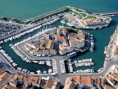 Port de Saint Martin de Ré Charente Marittima