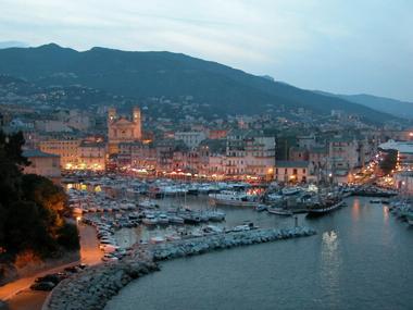 Vieux Port Corsica