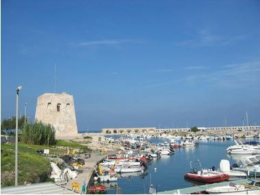 Marina di San Foca di Melendugno Puglia