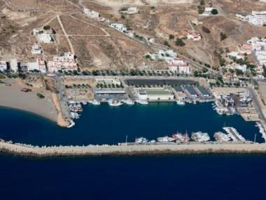 Puerto de Carboneras Almería
