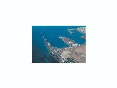 Puerto de Arrecife  - Naos Lanzarote