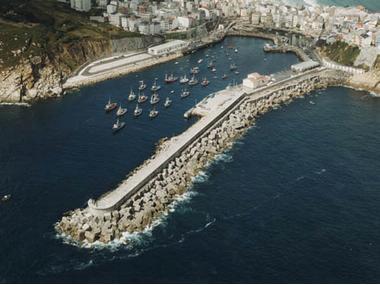 Puerto de Malpica La Coruña