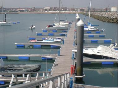 Puerto Deportivo Marina Yates del Principado Asturie