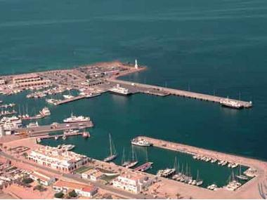 Puerto Deportivo Formentera Mar Formentera
