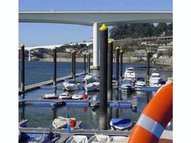 Marina do Freixo Oporto