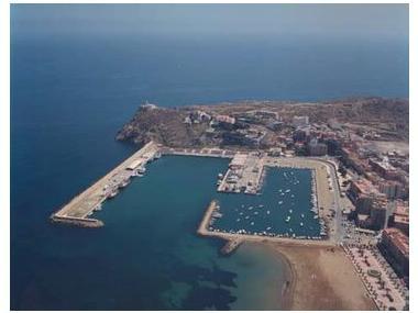 Club Náutico Puerto de Mazarrón - Darsena deportiva Murcia