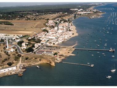 Puerto Marina el Rompido Huelva