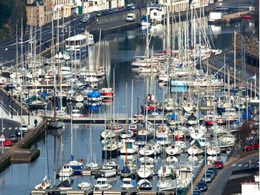 Port de Plaisance de Morlaix Finisterre