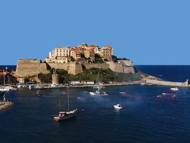 Port Xavier Colonna Corsica