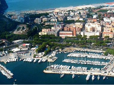 Base Nautica Flavio Gioia, Gaeta Lazio