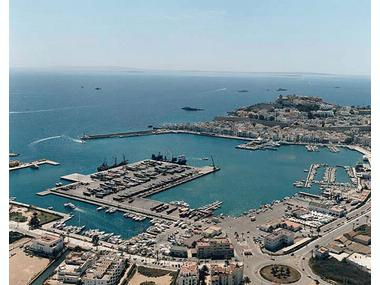 Puerto de Ibiza Ibiza