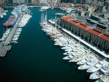 Marina Molo Vecchio Liguria