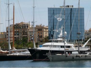 Marina Port Vell Barcellona