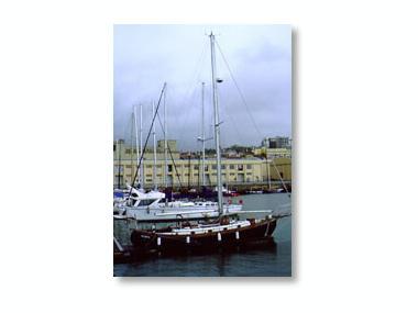 Puerto Deportivo de El Abra-Getxo Biscaglia