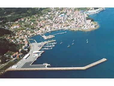 Puerto de Camariñas La Coruña