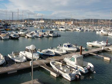 Port de plaisance Fortignan Hérault