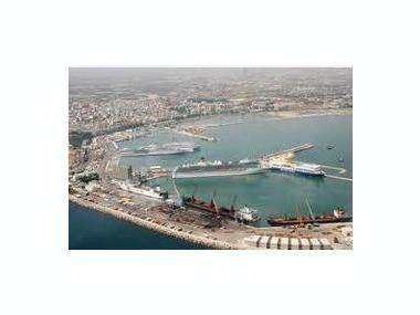 Porto di Taranto Puglia