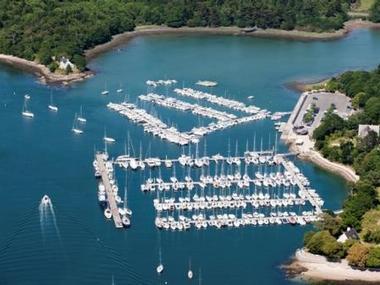 Port de plaisance de Bénodet Finisterre
