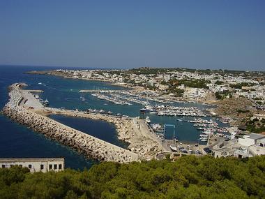 Porto Santa Maria di Leuca Puglia