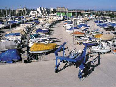 Marina di Punta Gabbiani Friuli Venezia Giulia