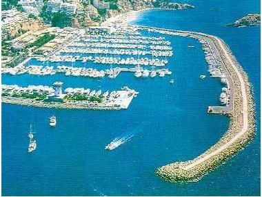 Puerto Portals Maiorca