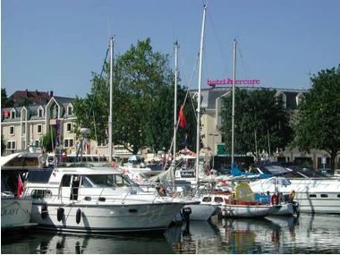 Port de plaisance de Caen Calvados