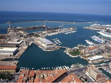 Porto di Livorno Toscana