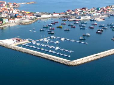 Club Náutico Boiro - Marina Cabo de Cruz La Coruña