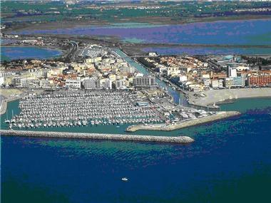 Port Palavas les Flots Hérault