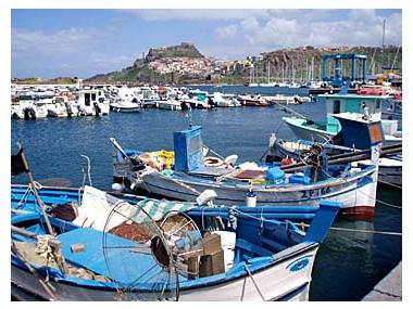 Marina di Porto Torres Sardegna