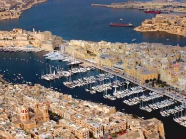 Grand Harbour Marina Malta