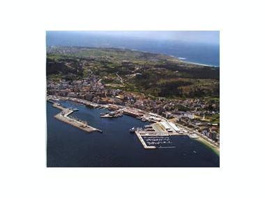 Puerto Santa Uxia de Riveira La Coruña