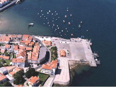 Puerto de Corcubión La Coruña