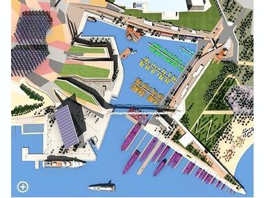 Port Forum - Sant  Adrià Barcellona