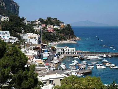 Marina Grande - Isola di Capri Campania