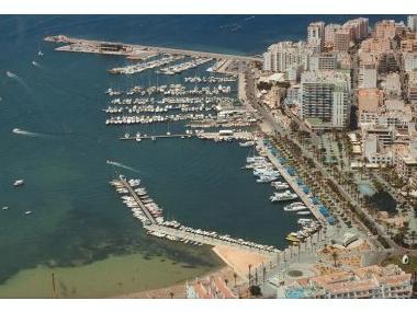 Port de Sant Antoni de Portmany Ibiza