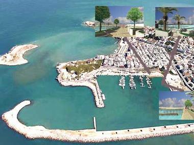 Porto di Vieste Puglia