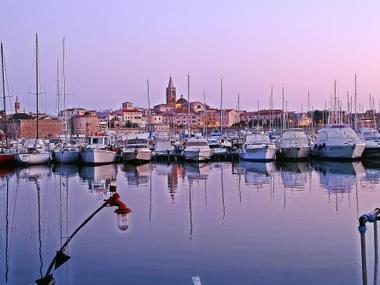 Porto di Alghero Sardegna