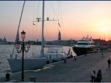 Porto Venice Port Pier Veneto