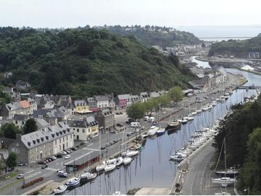 Port de Saint Brieuc Le Légué Côtes d'Armor