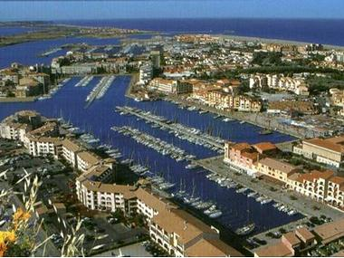 Port de Port Leucate Pirenei Orientali