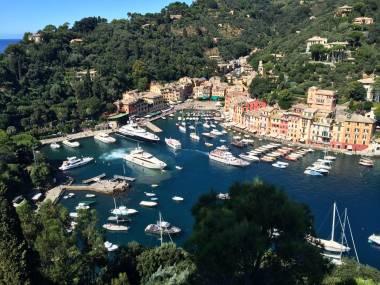 Marina di Portofino Liguria