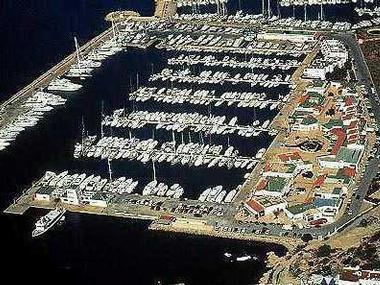 Puerto Deportivo Marina Botafoch Ibiza