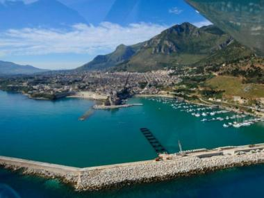 Marina di Castellammare del Golfo Sicilia